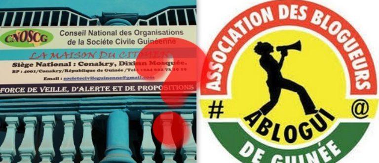 Article : Guinée – 3e mandat, pourquoi ce silence d'ABLOGUI et de la société civile ?