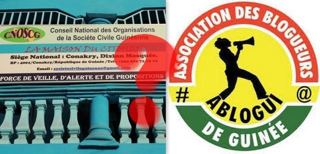 Guinée 3e mandat Ablogui société civile