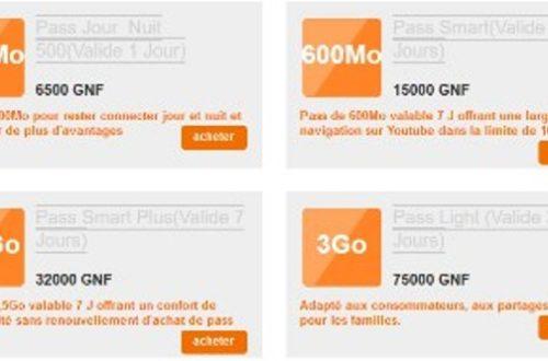 Article : Orange Guinée : Arnaquer les clients pour se faire de l'argent