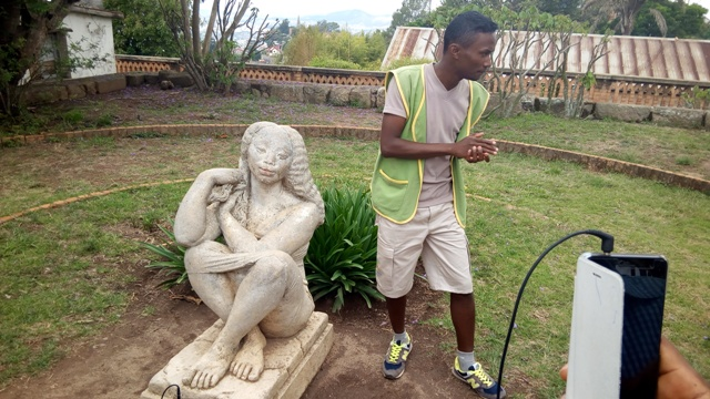 Visite guidée Tananarive Madagascar reine Ranavalona