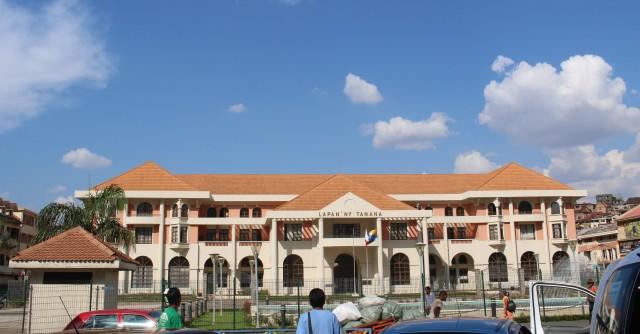 madagascar-mairie-antanarivo-histoire-damour Credit photo: @Attino