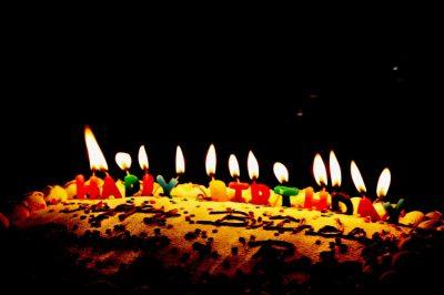 Happy birthday joyeux anniversaire Facebook 1er janvier