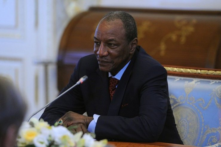 Alpha Condé président en exercice de l'Union Africaine