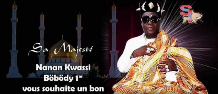 Article : Guinée: atteint d'une folie de grandeur, un homme d'affaire se déclare roi de l'Afrique et devient la risée du web