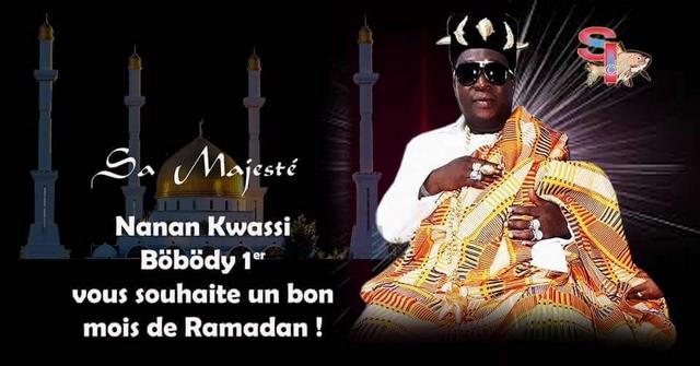 Nana Kouassi Bobody 1er roi de l'Afrique