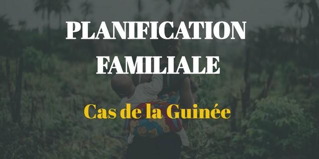Où en est la planification familiale en Guinée ?