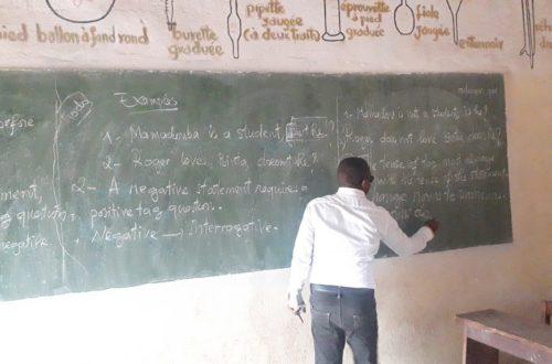 Article : Covid-19: quel avenir pour l'année scolaire en Guinée?